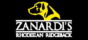 Zanardi's Rhodesian Ridgeback